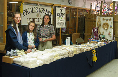 ABWA craft show, Nov. 2005