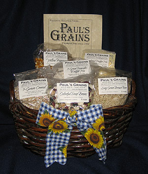 Paul's Grains' Best Sellers Sampler Pack