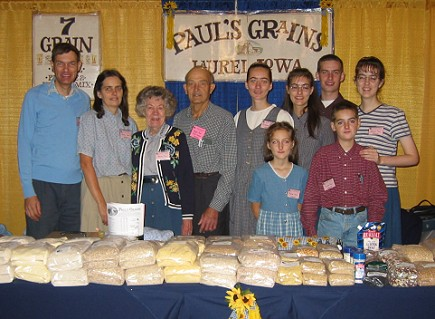 Small Farm Trade Show, Missouri, Nov. 2004