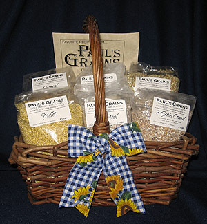 Paul's Grains' Hot Cereals Sampler Pack